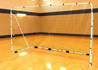 サッカーゴール フットサルゴール 屋内外兼用モデル 2台1組 SO-FTSST スポーツ用品