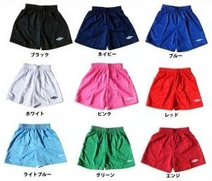 サッカー フットサル パンツ ショーツ アンブロ UMBRO U155 ファッション スポーツウェア